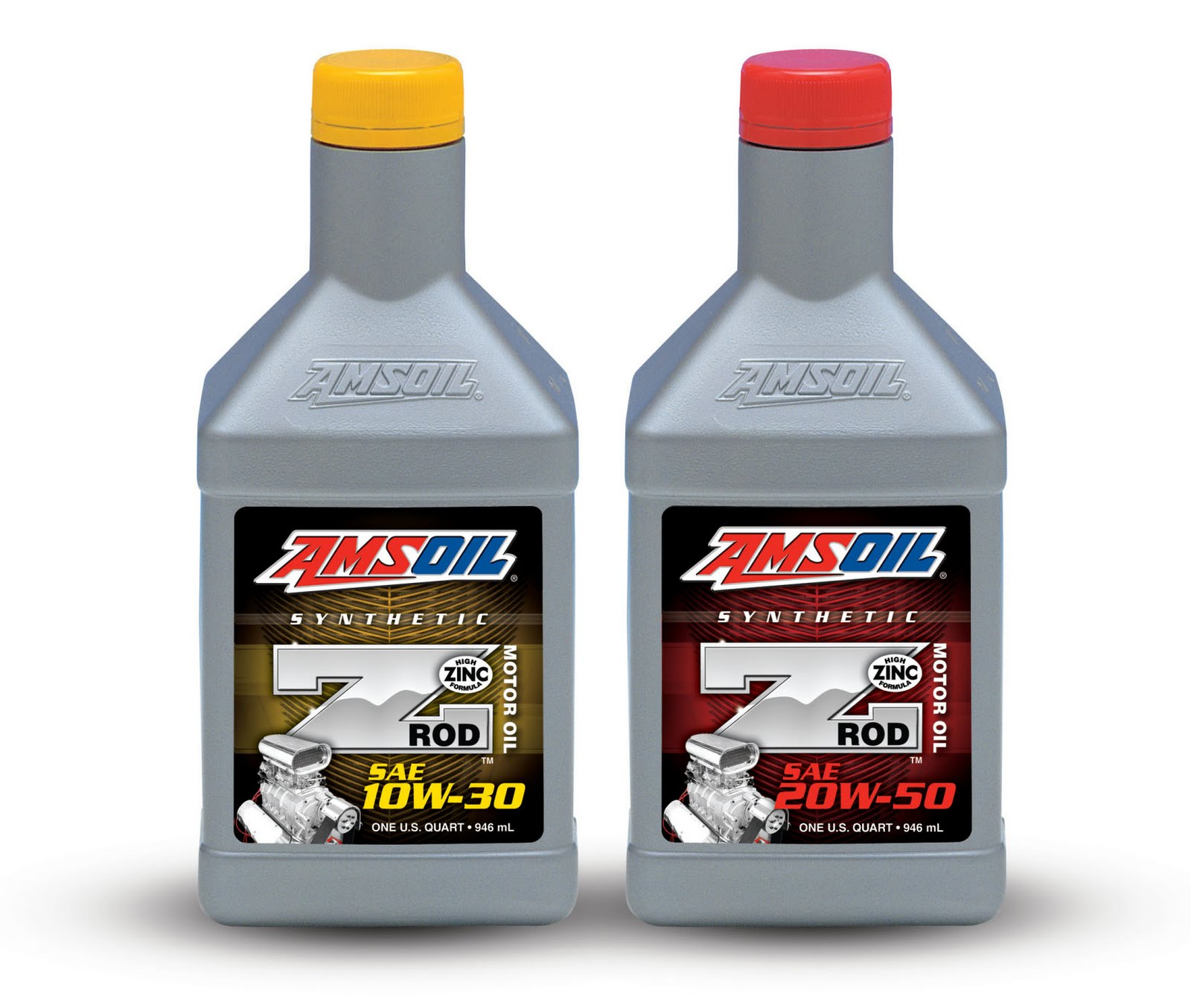 Amsoil High Zinc Synthetic Motor Oil