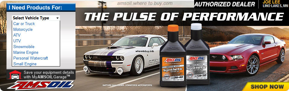 Where can I buy Amsoil in my state, town or city